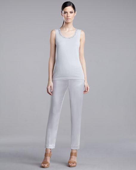 Emma Liquid Satin Pants