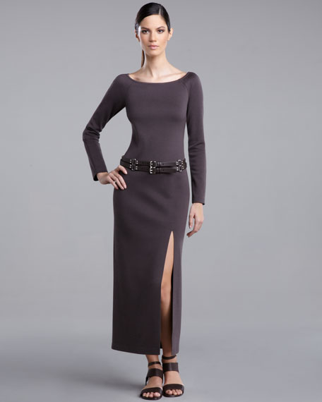 Milano Slit Dress