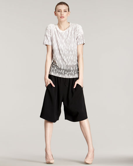 Pull-On Culottes