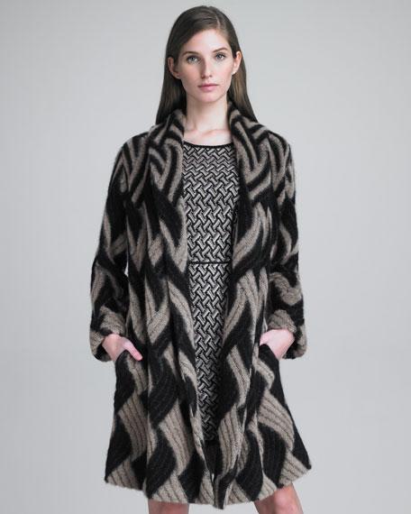 Shawl-Collar Coat