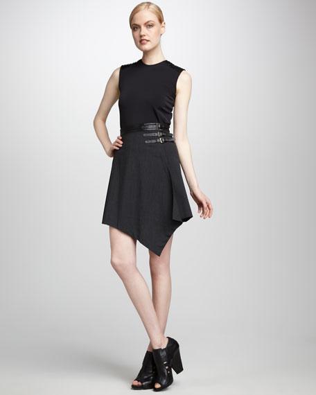 Buckled Skirt