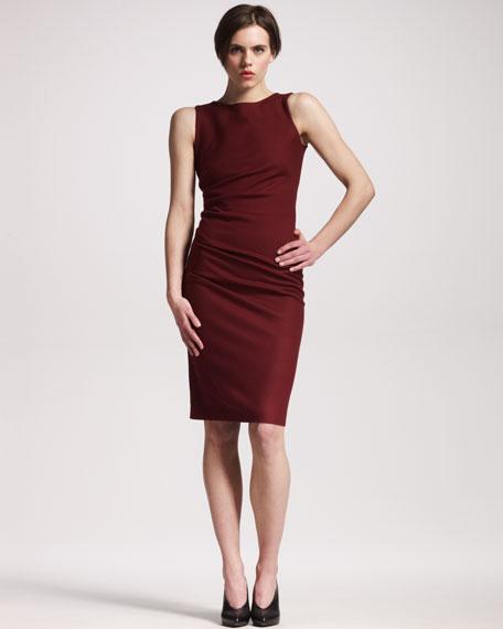 Wool-Jersey Dress