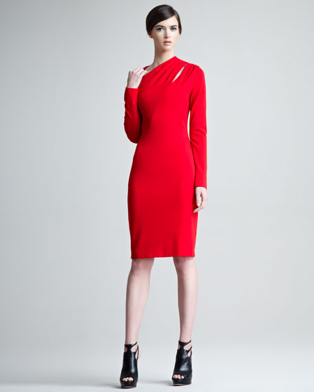 Doriana Jersey Dress