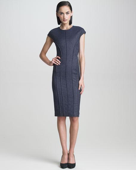 Contoured Birdseye Dress