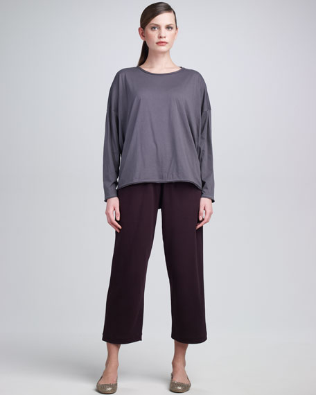 Japanese T-Shirt Trousers
