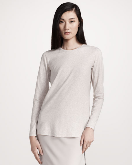 Long-Sleeve Tee, Desert
