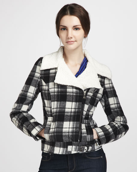The Birmingham Plaid Jacket