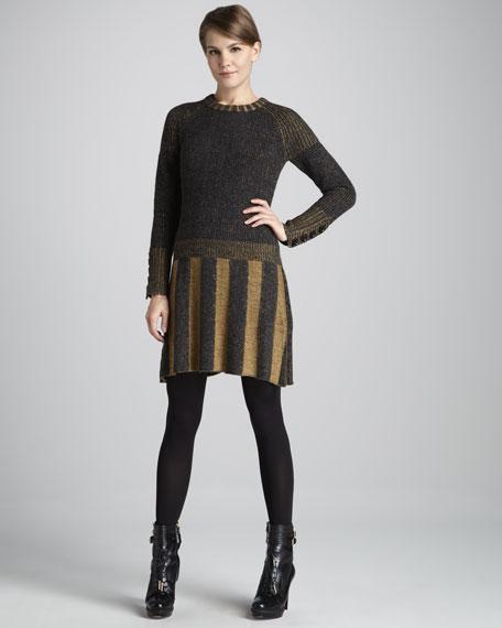 Heritage Tweed Dress