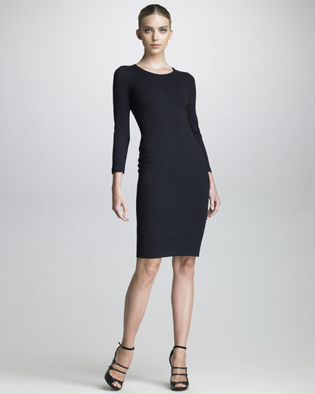 Bracelet-Sleeve Dress