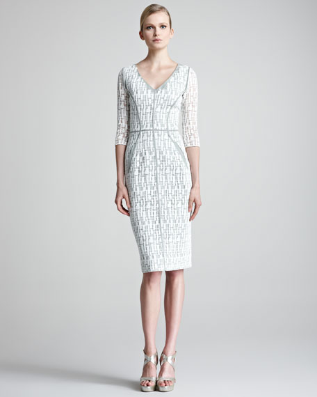Jigsaw-Lace Dress