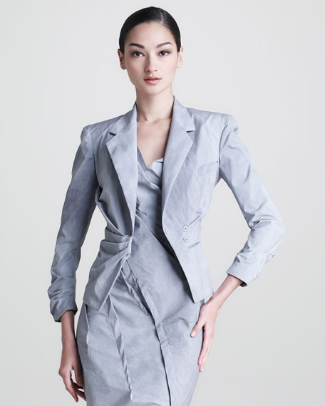 Mineral Paper Crushed Jacket