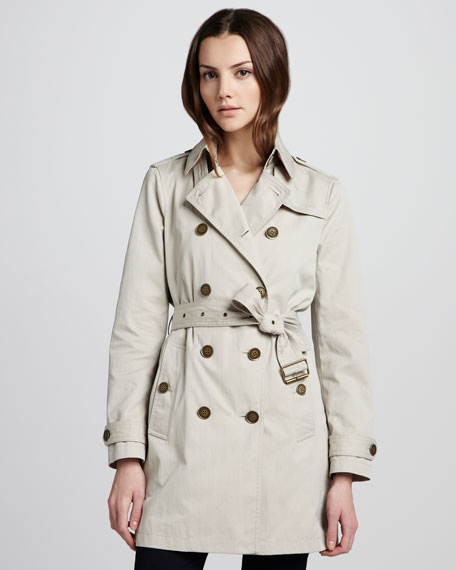 Twill Trenchcoat, Trench