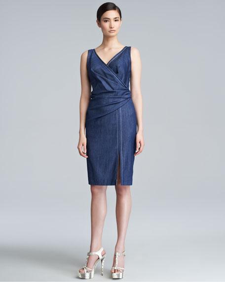 Deliana Denim Dress