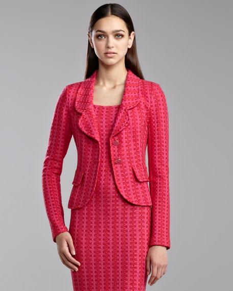 Mid-Century Tweed Jacket