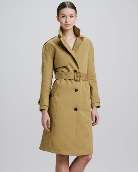 Cotton Trenchcoat