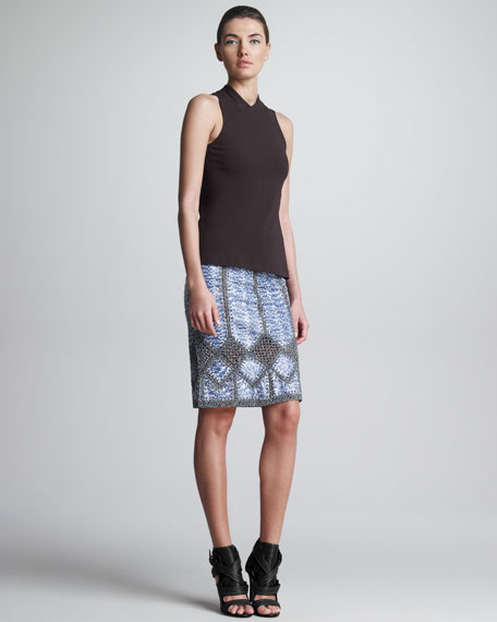 Macrame Sea Snake Skirt