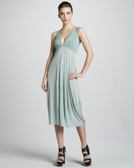 Foundation Dress, Jade