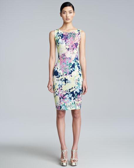 Peyton Floral-Print Dress