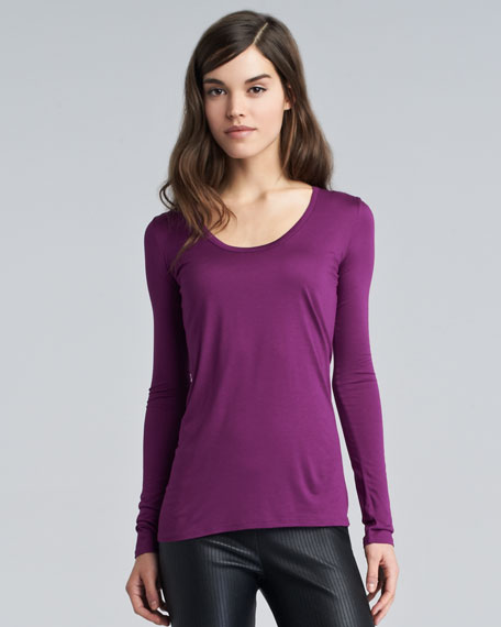 Hazelton Long-Sleeve T-Shirt