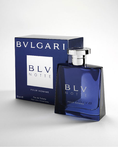 BLV Notte For Men EDT Spray