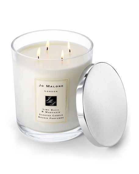 Lime Basil & Mandarin Luxury Candle, 88 oz.