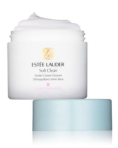 Soft Clean Tender Creme Cleanser in a Jar