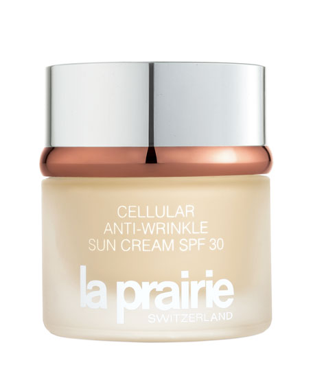 La Prairie Cellular Anti-Wrinkle Sun Cream SPF 30, 1.7 oz.