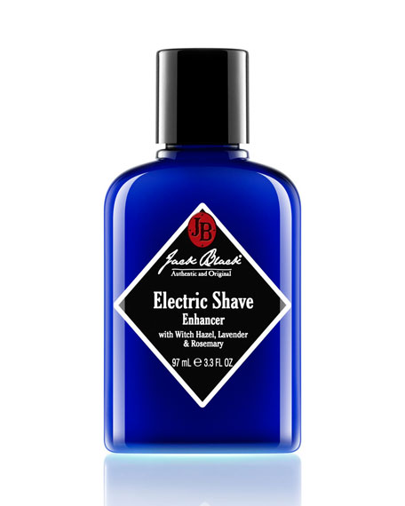 ELECTRIC SHAVE ENHANCER