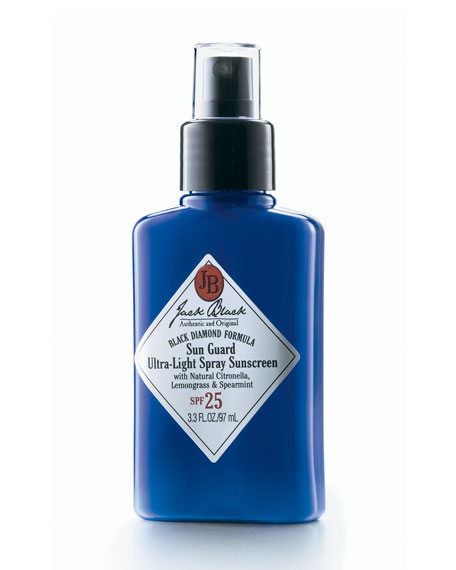 Sun Guard Ultra-Light Spray Sunscreen SPF 25