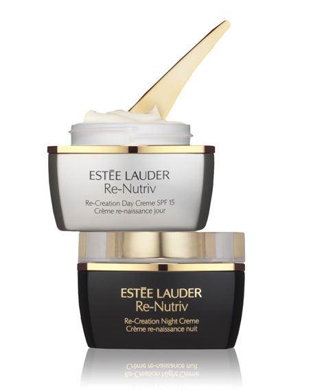 Re-Nutriv Re-Creation Day and Night Cremes (Elle Hall of Fame)