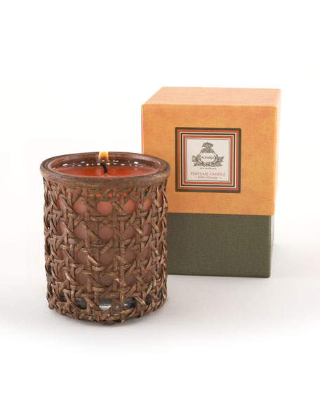 Bitter Orange Perfume Candle