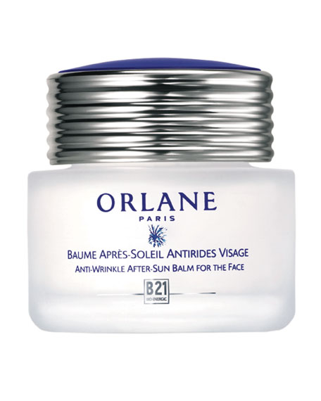Anti-Wrinkle After-Sun Balm for the Face