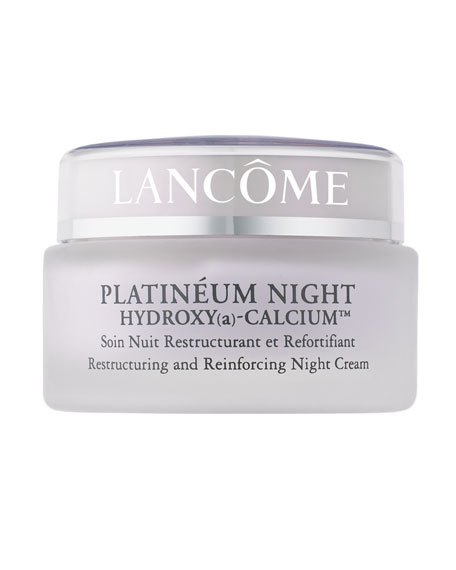 Platineum Night Restructuring and Reinforcing Night Cream