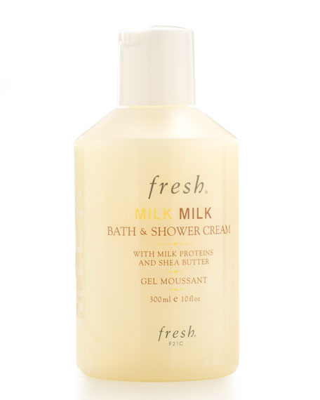Milk Milk Bath & Shower Gel