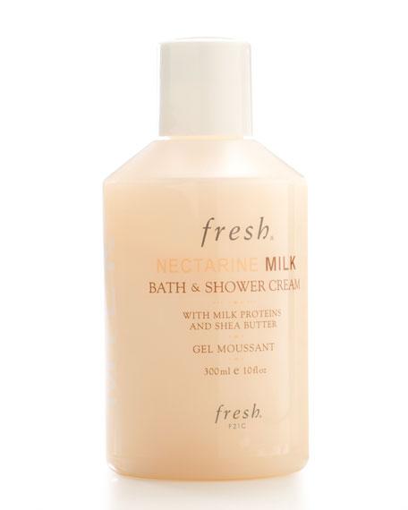 Nectarine Milk Bath & Shower Cream