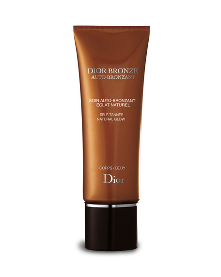Dior Natural Glow Self-Tanner For Body