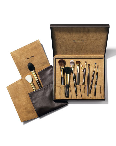 Exclusive Luxe Brush Collection