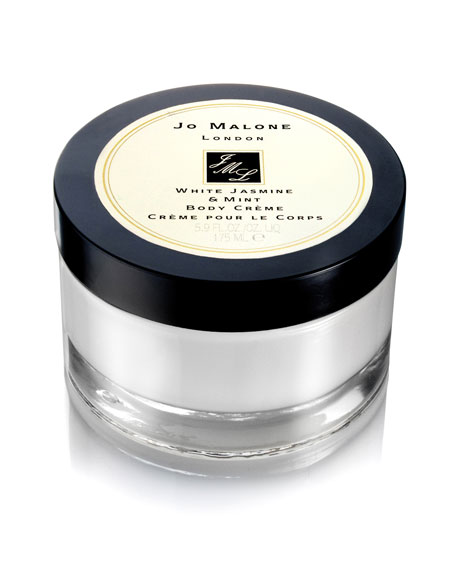 White Jasmine & Mint Body Creme, 5.9 oz.