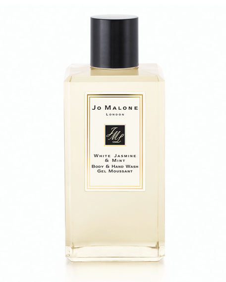 White Jasmine & Mint Body & Hand Wash, 8.5 oz.
