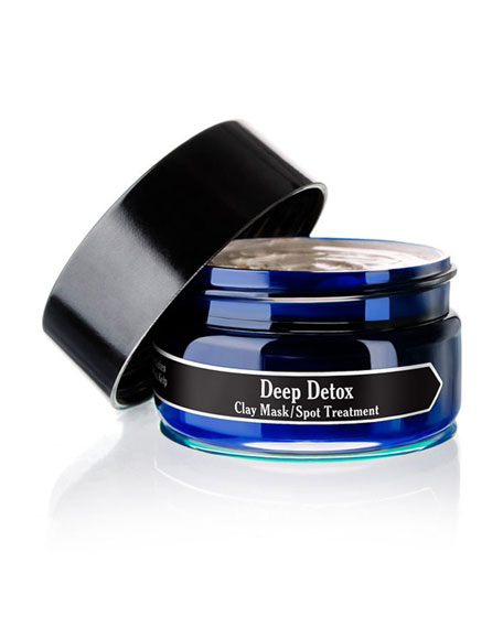 Deep Detox Clay Mask & Spot Treatment