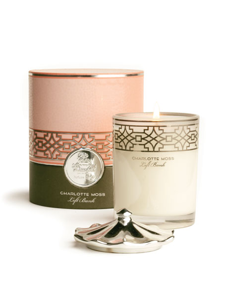 Left Bank Perfume Candle