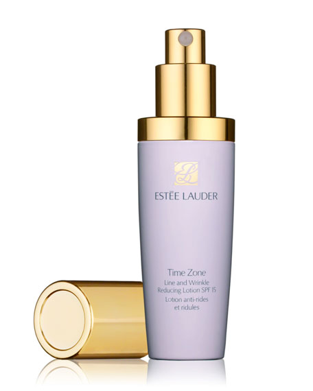 Time Zone Line and Wrinkle Reducing Lotion SPF 15, Normal/Combination Skin