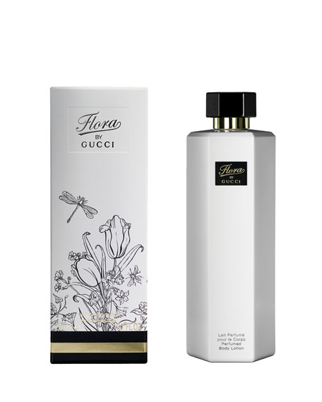 Flora Body Lotion