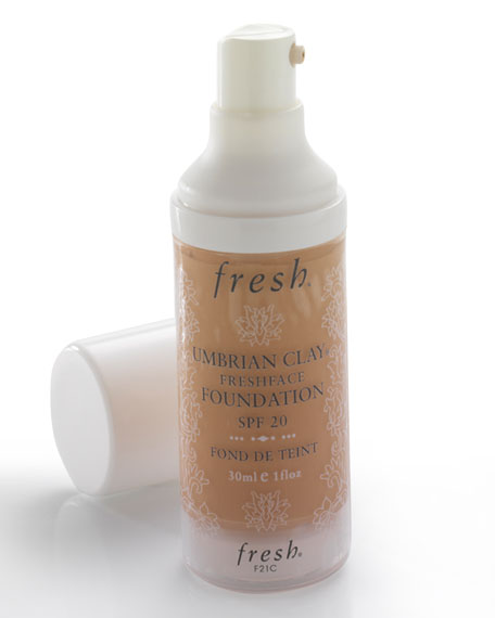 Umbrian Clay Freshface Foundation SPF 20