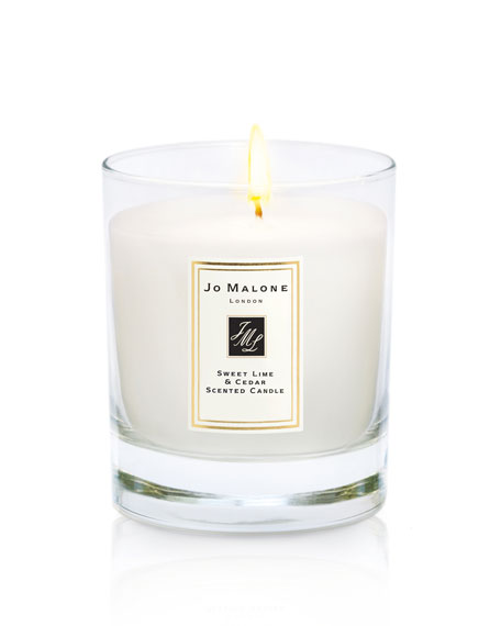 Sweet Lime & Cedar Home Candle, 7 oz.