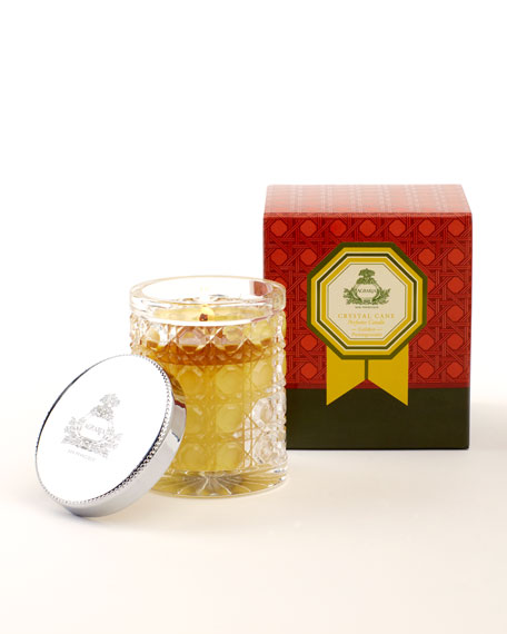 Golden Pomegranate Candle