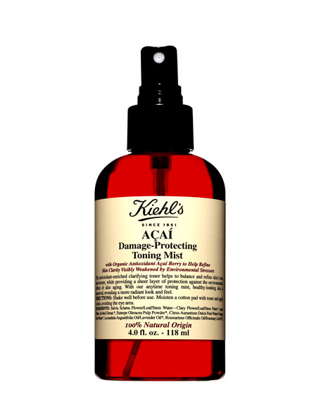 Acai Damage-Minimizing Toning Mist