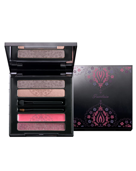 Volga Princess Eye & Lip Palette