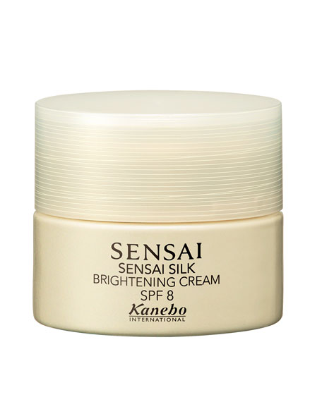 Silk Brightening Cream SPF 8
