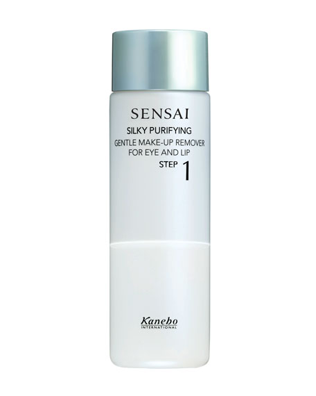 Silky Purifying Gentle Make-Up Remover
